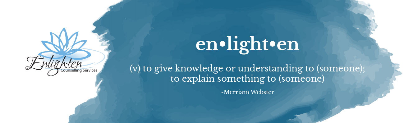 Enlighten: to give knowledge or understanding to someone; to explain something to someone